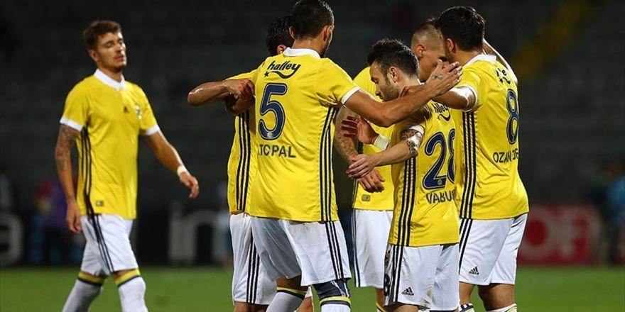 Fenerbahçe Ankara Deplasmanında 3 Puanın Sahibi Oldu