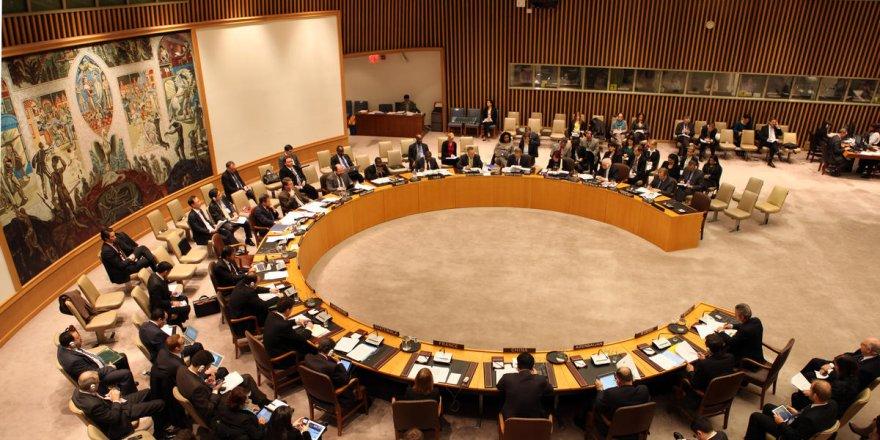 """BM Güvenlik Konseyi """"Acil"""" Kuzey Kore'yi Görüşecek"""