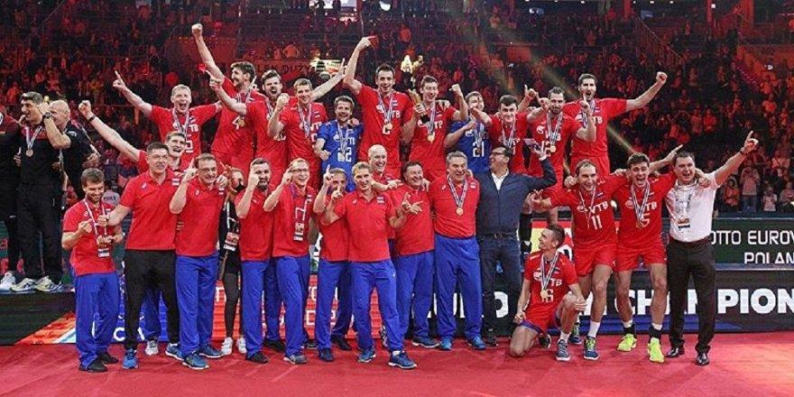 Avrupa Erkekler Voleybol Şampiyonası