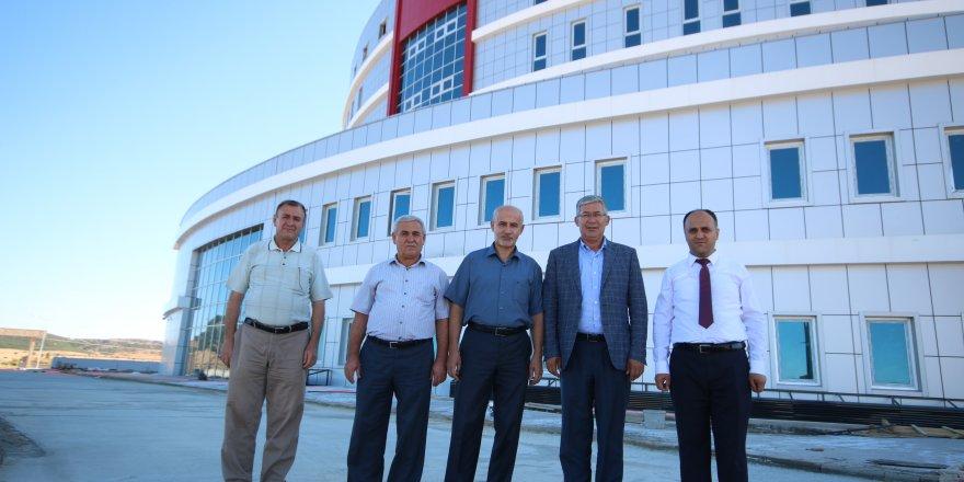 Babaoğlu, Beyşehir'de Yatırımları İnceledi