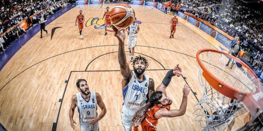 2017 Avrupa Basketbol Şampiyonası: İsrail: 91 - Gürcistan: 104