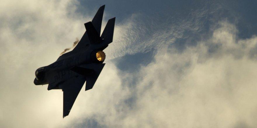 İsrail Savaş Uçakları Lübnan'da Alçak Uçuş Yaptı