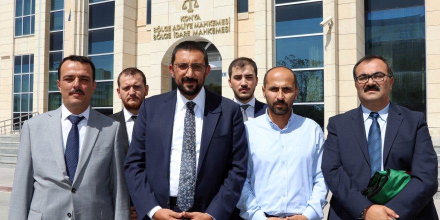 Akış, Konya'daki FETÖ çatı davasını takip etti