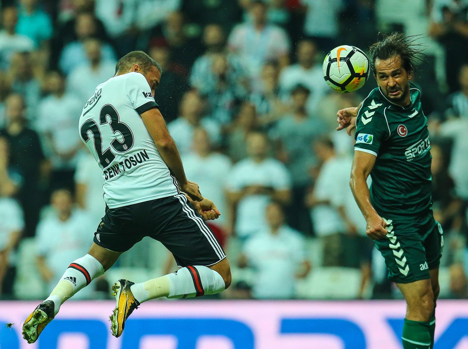 Beşiktaş-Atiker Konyaspor: 2-0