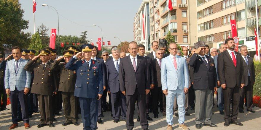 Konya'da 19 Eylül Gaziler Günü