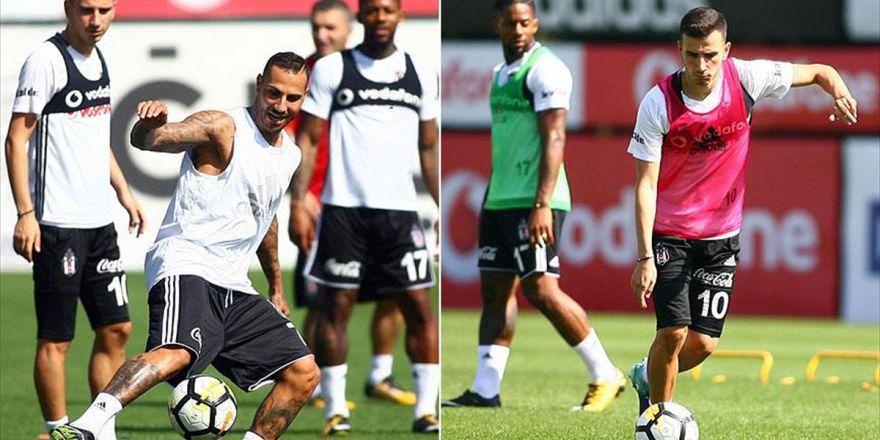 Beşiktaş'ta Derbi Mesaisi Başladı