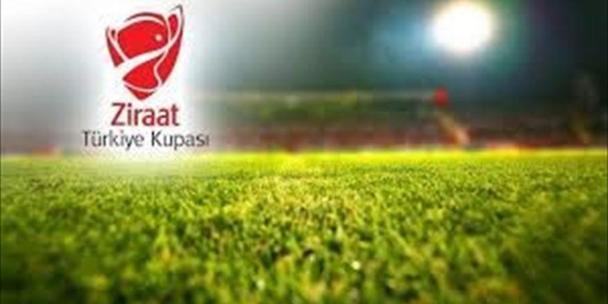 Futbol: Ziraat Türkiye Kupası 11 Takım Bir Üst Tura Atladı