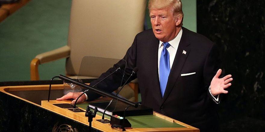 Abd Başkanı Trump: Körfez Krizinin Hızlı Çözüleceğini Hissediyorum