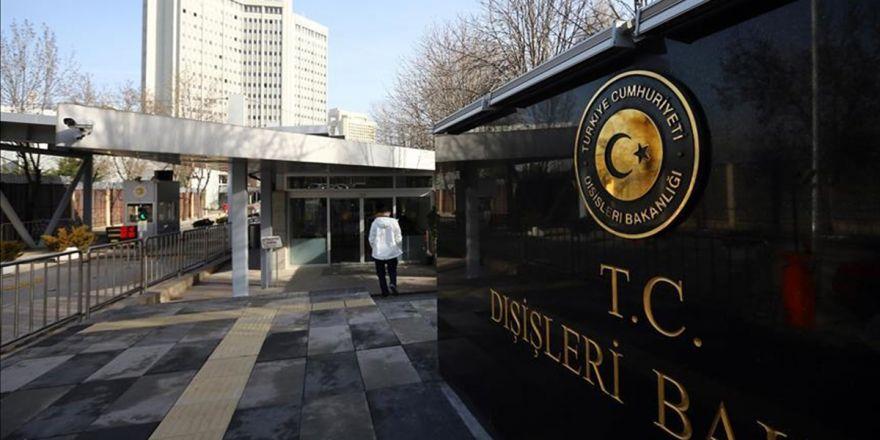 Türkiye'den Meksika'ya Destek Mesajı