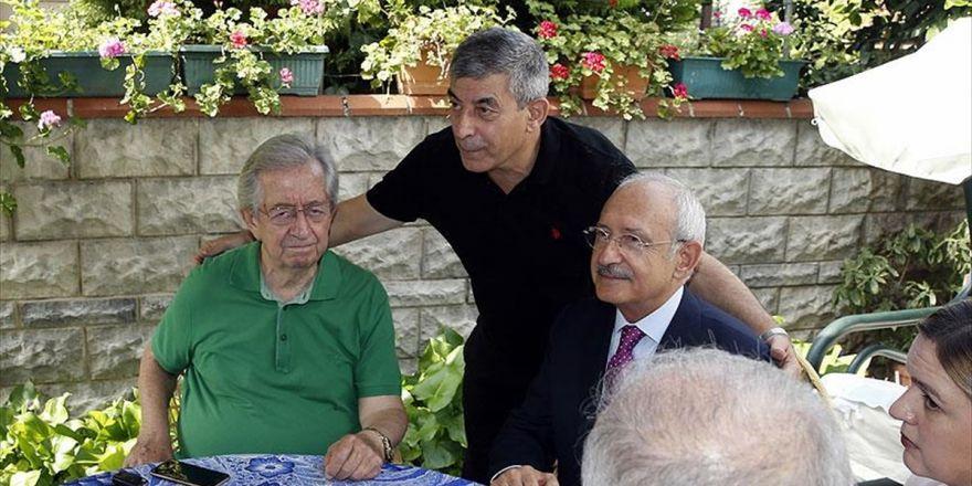 Chp Genel Başkanı Kılıçdaroğlu Trabzon'da Hasta Ve Taziye Ziyaretlerinde Bulundu