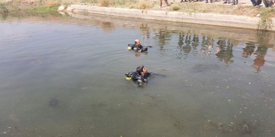 Konya'da trafik kazası sonucu, suda boğulma
