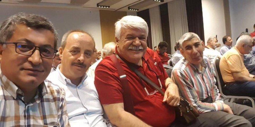 Gönül dostları, Ahmet Ödemir'i unutmadı