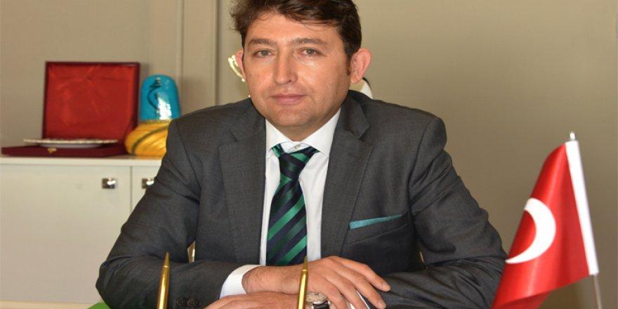 Konyaspor'da genel müdür görevden alındı
