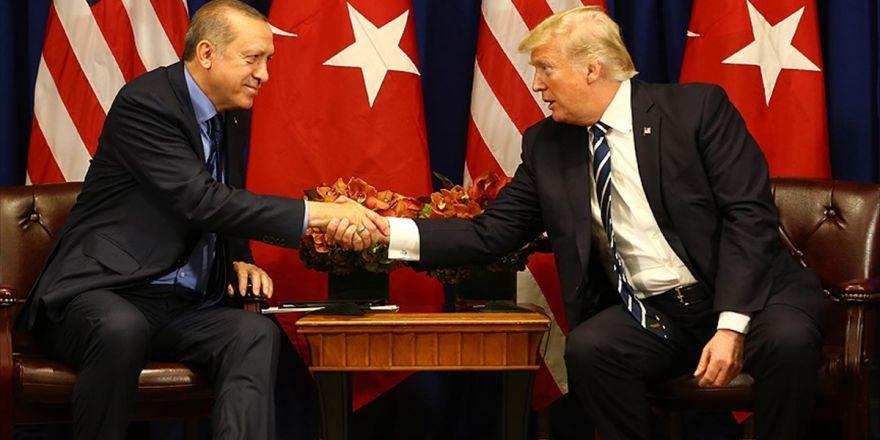 Abd Başkanı Trump: Ülkelerimiz Arasında Harika Bir Dostluk Var