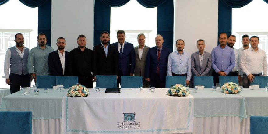 KTO Karatay ile TÜMSİAD arasında protokol