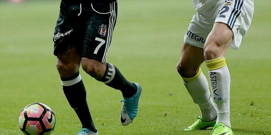 Beşiktaş Fenerbahçe'nin Konuğu Oluyor