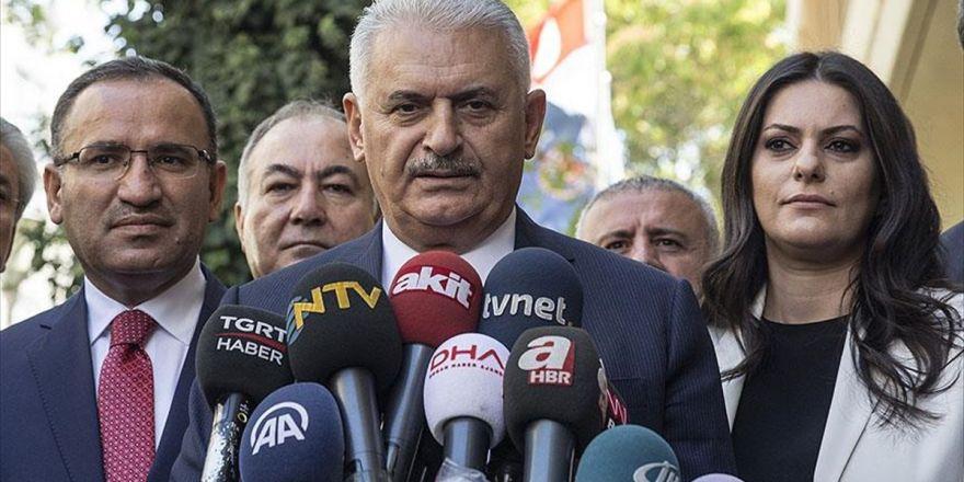 'Kuzey Irak Yönetimi, Barzani, Bu Sevdadan, Bu İnattan Vazgeçmelidir'