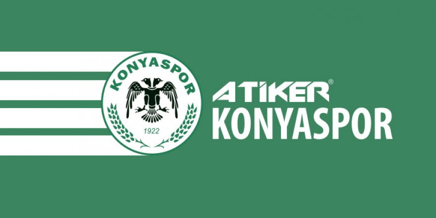 Konyaspor'dan bir garip açıklama
