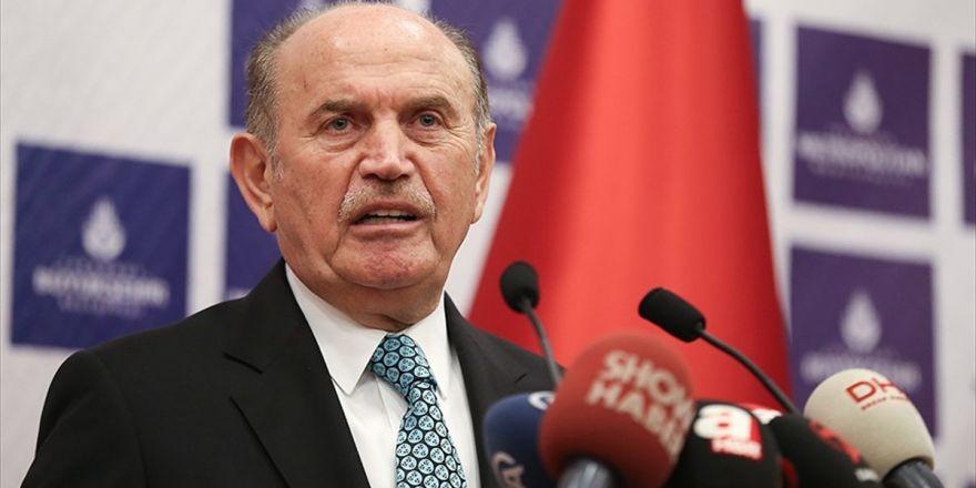 İstanbul Büyükşehir Belediye Başkanı Topbaş İstifa Etti
