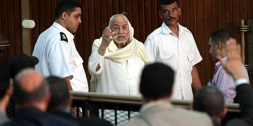 İhvan'ın Tutuklu Eski Lideri Akif Vefat Etti