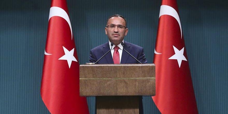 Başbakan Yardımcısı Bozdağ: Referandum Tekrarlanmayacak Biçimde İptal Edilmelidir