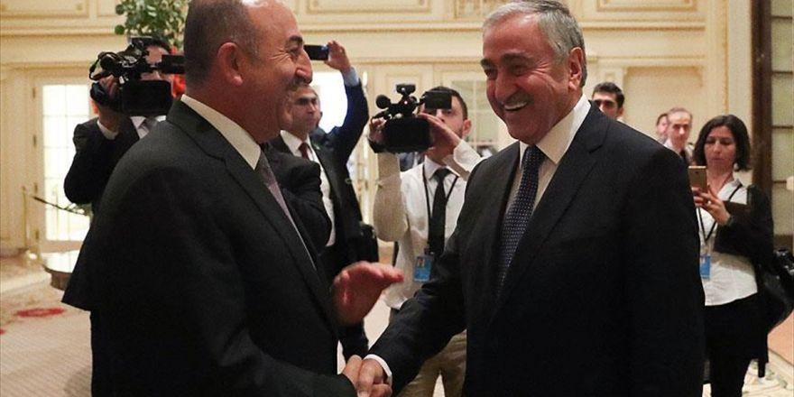 Dışişleri Bakanı Çavuşoğlu'nun New York'ta Diplomasi Trafiği Devam Ediyor
