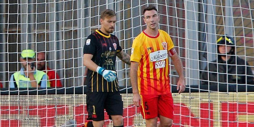 İtalya'da Benevento Kaptanı Dopingli Çıktı