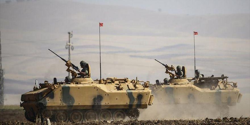 Türk Silahlı Kuvvetleri, Silopi-habur Bölgesindeki Tatbikatın Seviyesini Yükseltti