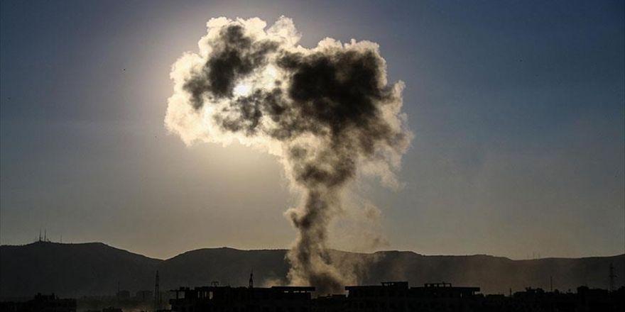 Suriye'de Koalisyon Güçlerinin Saldırılarında 2 Bin 286 Sivil Öldü