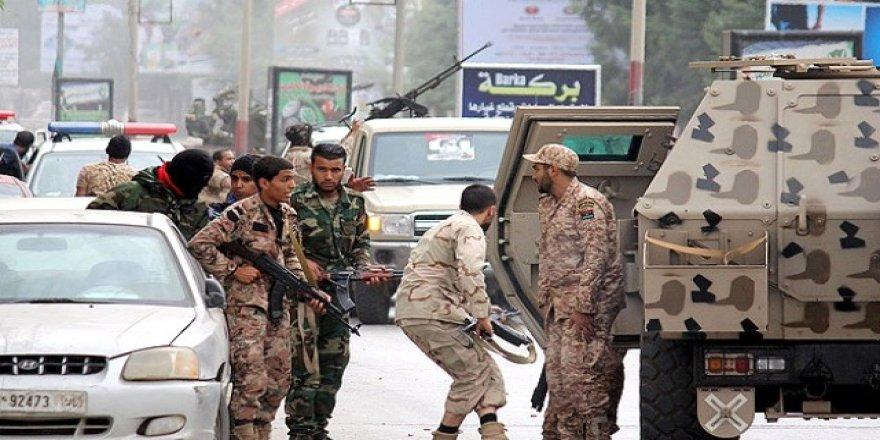 Libya'daki Olaylar