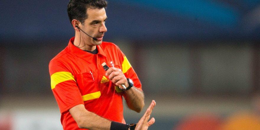 Atiker Konyaspor-Vitoria SC maçına Makedon hakem