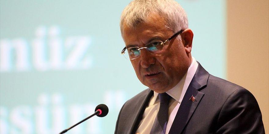 Türk Eximbank Genel Müdürü: Kredi Ve Sigorta Desteklerini 40 Milyar Dolara Ulaştırmak İstiyoruz