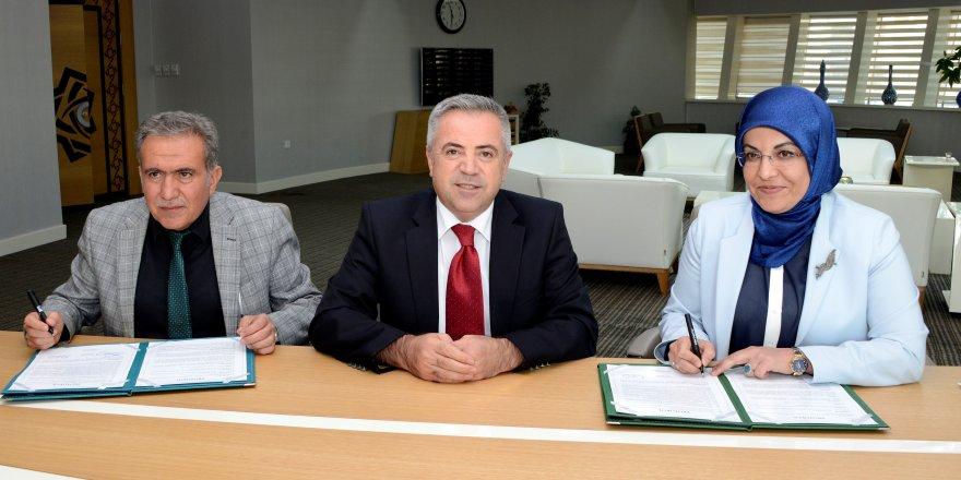 Bilim Kurdu projesinin protokolü imzalandı