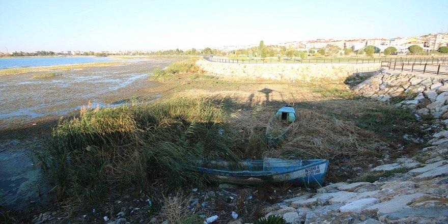 Beyşehir Gölü'nün Su Seviyesi Alarm Veriyor