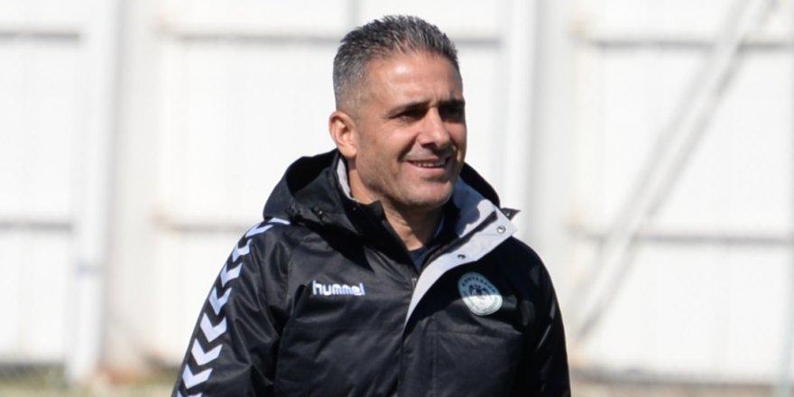 Ahmet Özen, takıma katıldı