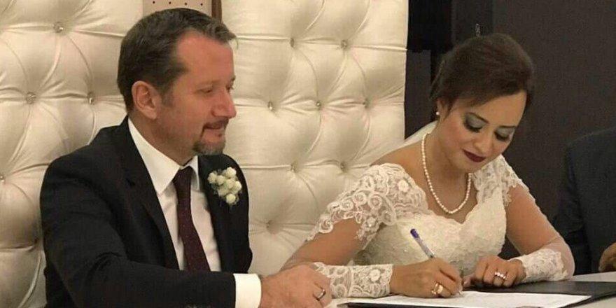 Mehtap-Atilla Çağlar çiftinden efsane düğün