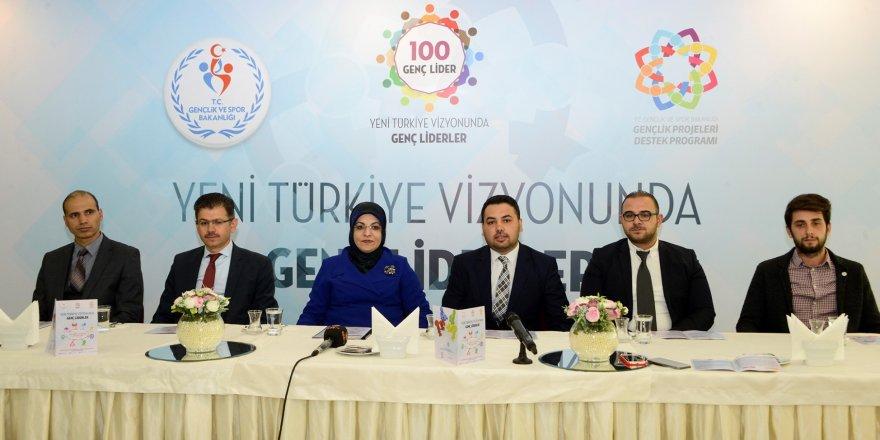 Yeni Türkiye Vizyonunda Genç Liderler