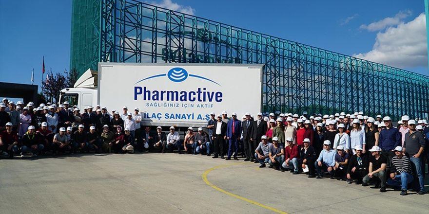 Pharmactive İlaç Avrupa Ülkelerine İhracata Başladı