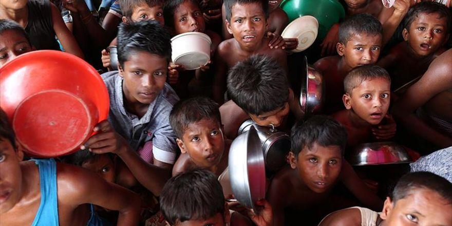 Unıcef'ten Arakanlı Çocuklar İçin Acil Yardım Çağrısı