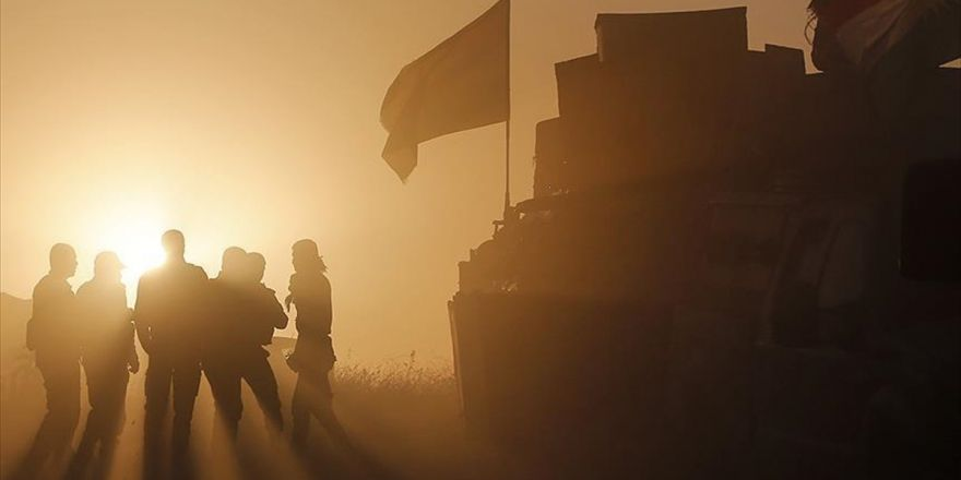 Peşmerge Erbil İle Kerkük Arasında Mevzi Kazıyor