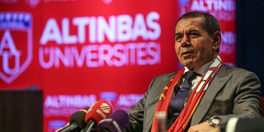 Galatasaray Kulübü Başkanı Özbek: Galatasaray Çok İyi Yol