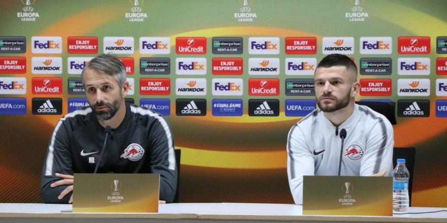 Rakibimiz Konyaspor'u tanıyarak geldik