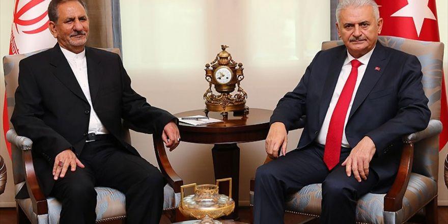 Başbakan Yıldırım, Cihangiri İle Baş Başa Görüştü