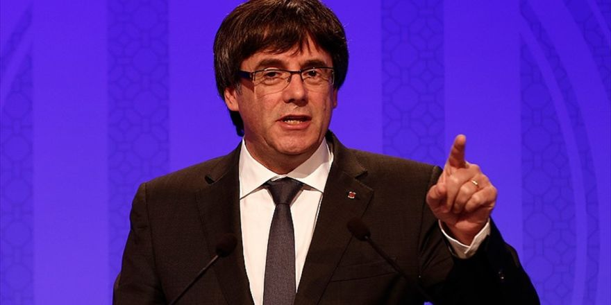 Katalonya Hükümetinden Bağımsızlık Açıklaması