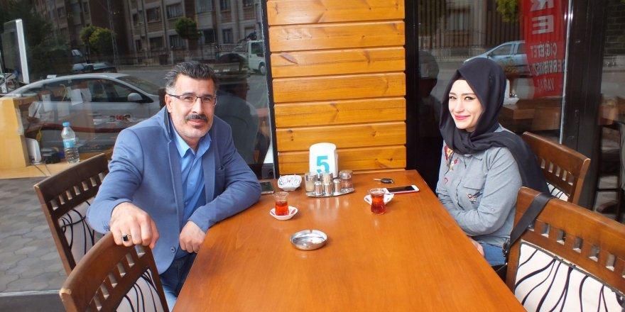 Ayhan Kösedağ ile hoş sohbet