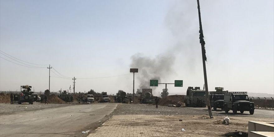 Peşmerge İle Irak Güçleri Arasında Şiddetli Çatışma