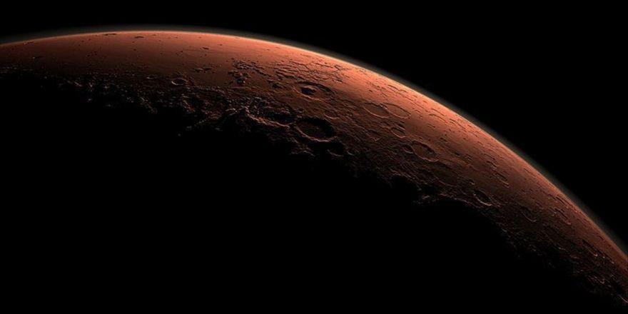 Mars'ın Görünmez Manyetik Bir Kuyruğu Olduğu Keşfedildi
