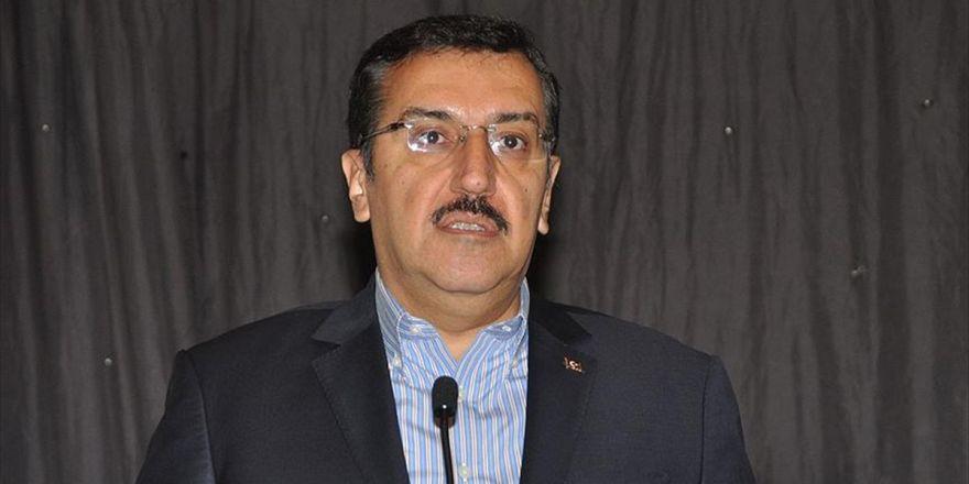 Gümrük Ve Ticaret Bakanı Tüfenkci: Esnaf Kardeşim De E-ticaretin İçerisinde Olacak