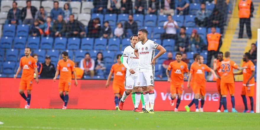 Medipol Başakşehir Beşiktaş'ın 'Kabusu'