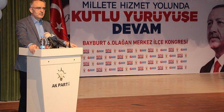 Maliye Bakanı Ağbal: 2010-2017 Arasında Türkiye Yüzde 6'nın Üzerinde Büyüdü